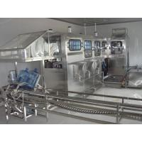 QGF 240 5 Gallon bottle rinsing filling capping 3-in-1 machine Manufactures