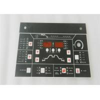 Push Button PCB Membrane Switch With Tactile Metal Dome for Electrical Manufactures