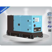 160Kw 200Kva Perkins Soundproof Diesel Generator Set , Low Noise unmatched quality Manufactures