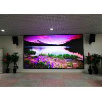 1R1G1B Full Color Indoor Led Display Small Pixel P2.5 HD DC 5V For Conference Manufactures