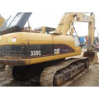 Quality Caterpillar 330c Second Hand Construction Machinery 93% UC 184kw Net Power for sale
