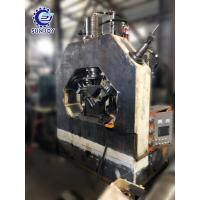Pushing Force 2000×2 Elbow Forming Machine , H13 Molds Material Elbow Making Machine Manufactures