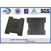 Reinforced Virgin Material Nylon Rail Guide Plate / Angle Guide Plate EVA HDPE Rubber Part Manufactures