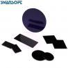 ZWB1 UG11 OEM uv color black transmission visible absorption optical  filter Manufactures