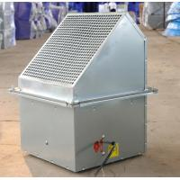 Durable Axial Flow Fans Commercial Side Wall Exhaust Fan With Low Noise Manufactures