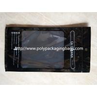 Quality Moisture Proof Gravure Printing Plastic Cigar Packaging Bag , 6mm Diameter for sale