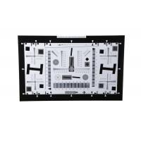 4x high resolution test chart for cctv camera 2000 lines Manufactures