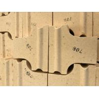 Different Size Ceramic Refractory Bricks , High Heat Bricks For Industrial Furnace Manufactures