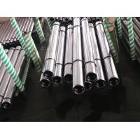 Hard Chrome Plated Stainless Steel Hollow Rod , Pipe Bar Tempered Manufactures