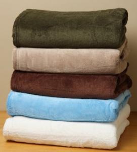 100% Wool Hotel Blanket Manufactures