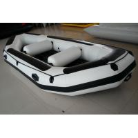 Quality Popular Foldable Four Person Inflatable Drift Boat For Kids / Adults for sale