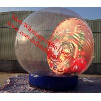 custom snow globe snow globe inflatable snow globe giant snow globe Manufactures