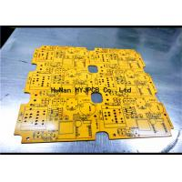 Single Sided Circuit Board  CEM-1 PCB Materials Consumer Electronics Pcb Switch Controller Manufactures