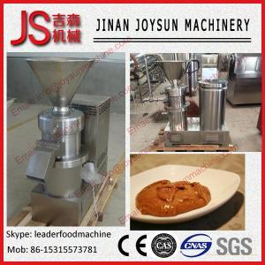 China Peanut Processing machine,industrial peanut butter making machine Price on sale