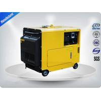 105 Kg Power Generating Sets Three Loops With 3600 R / Min Engine Speed Manufactures