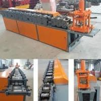 Quality Automatic Hydraulic Galvanized Cold Steel Shop Slat Roller Shutter Door Roll Forming Machine for sale