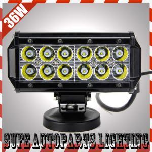 36W Cree LED Offroad Light Bar LED Worklight Bar LED Driving Light Truck 4WD LED Fog Lamp Manufactures