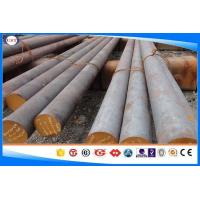 SAE4340 Hot Forged Alloy Steel Bar Dia 80-1200 Mm Black / Bright Surface Manufactures