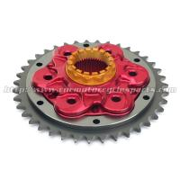 Quality Ducati 1199 Panigale / Streetfighter Motorcycle Parts Aluminum Alloy Rear Sprocket kits for sale