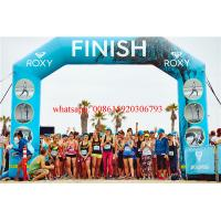 Inflatable Roxy Archway , Inflatable Arahway, Inflatable Finish Arch, Event Arachway Manufactures