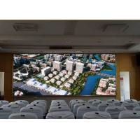 Seamless Large Led Display Board Rental Indoor With High Definition Led Screen Manufactures