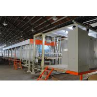 Automatic Polyurethane Sponge Making Machine Line With ABB Brand Inverter Manufactures
