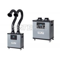 Air Purifying Solder Fume Extractor Benchtop Unit , Laboratory Fume Extractor 99.97% Efficiency Manufactures