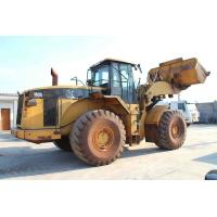 Heavy Duty 8 Ton Used Cat Wheel Loader 980G Planetary Power Shift Transmission Type Manufactures