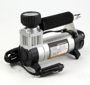 Portable Car Air Compressor With Cigarette Lighter 140PSI Car Pump Manufactures