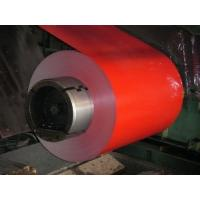 Galvalume Steel Coil with 508mm Internal Diameter 1500mm  External Diameter 150g AZ Coating red color coils Manufactures