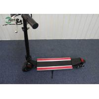 Quality Stand Up Two Wheeled Folding Electric Road Scooter 36v 350w For Personal Travel for sale