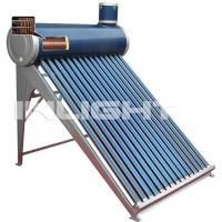 200L Preheated Copper Solar Powered Water Heaters , Solar Water Heating Systems For Homes Manufactures
