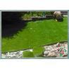 Buy cheap Natural Soft Feeling Garden Artificial Grass , Fire Resistance Garden Turf from wholesalers