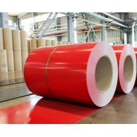 ASTM Standard Prepainted PPGI steel coils for steel roofing sheet and panel Manufactures