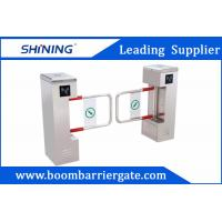 RFID Rust - Proof Security Swing Barrier Gate Bi-Direction For Office Center Manufactures