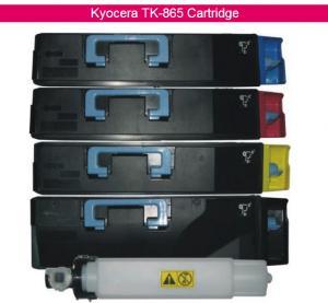 Kyocera Toner Cartridge TK865 Compatible For Kyocera TASKalfa 250ci / 300ci / 400ci Manufactures