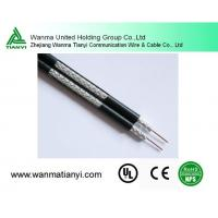 75 Ohms Coaxial Cable Rg11 Manufactures