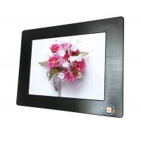 """15"""" Resisitve Industrial Touch panel PC 4G RAM 64G SSD Fanless with Wide Voltage 8-30V Manufactures"""