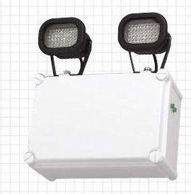 China IP65 LED Emergency Twinspot Light on sale