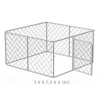 chain wire fence dog kennel Manufactures