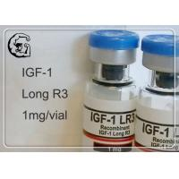 IGF-1  ( Insulin-Like Growth Factor 1) Human Growth Peptides / Muscle Growth Peptides Manufactures