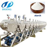 China Potato starch extraction process one stop service professional team is reponsible for the installation on sale