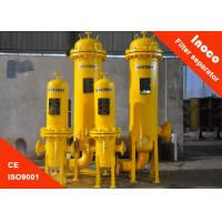 BOCIN Gas Liquid Filters Separator Air Separating / Natural Gas Filter Separator Manufactures