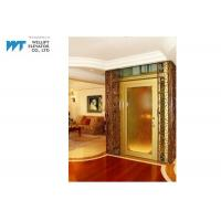 High End Villa Home Elevators And Lifts Adopts Gearless Drive Main Power 380V / 220V Manufactures