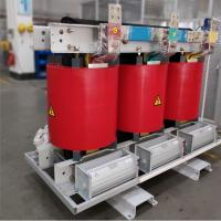 Safety Dry Type Distribution Transformer , 250kVA Dry Type Cast Resin Transformer Manufactures