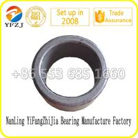 Customized OEM industrial bearing oil bearing ,steel bushing,sintering sleeve Manufactures