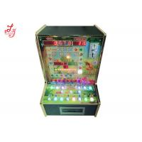Desktop Fruit Gambling Machine / Electronic Slot Machine Difficult Levels Adjustable Manufactures