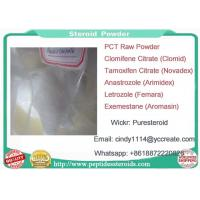 Arimidex Powder Oral Anabolic Steroid Anastrozole Used In PCT Cycle Manufactures