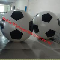 Quality Giant inflatable soccer ball for sale