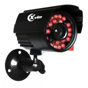 Outdoor IR Bullet Camera 600tvl CMOS Security CCTV Camera With Night Vision Manufactures